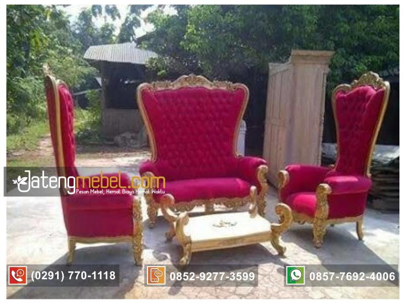 set-kursi-sofa-mewah-princess-syahrini-warna-merah