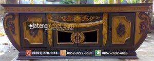Toko Furniture Online Jual Bufet TV Davinci Perahu