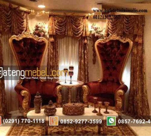 Kursi Sofa Ratu Elegan (Queen Chair)