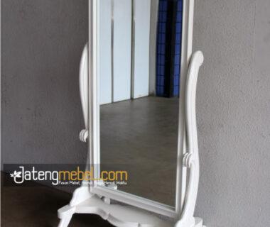 Pigura Cermin Standing Mirror Duco