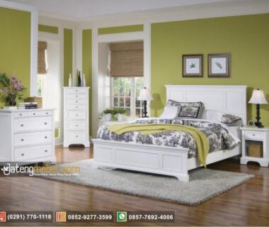 Set Kamar Tidur Duco Minimalis Background Green