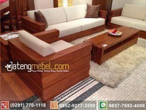 Set Kursi Tamu Minimalis Modern Box Bandung Terbaru