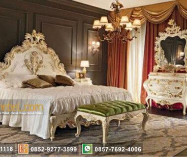 Set kamar tidur Fashionable Ukiran Jepara
