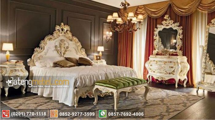 set-kamar-tidur-fashionable-ukiran-jepara