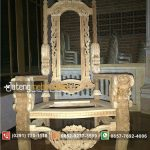 Kursi Sofa tunggal Model Singa Raja