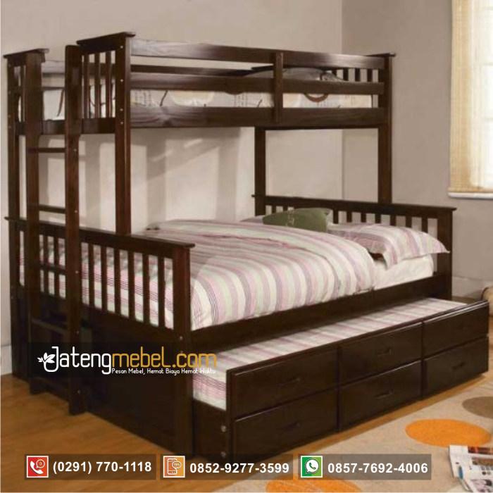 tempat-tidur-anak-tingkat-sorong-3in1