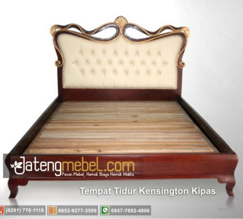 Tempat Tidur Kensington Kipas exemplary