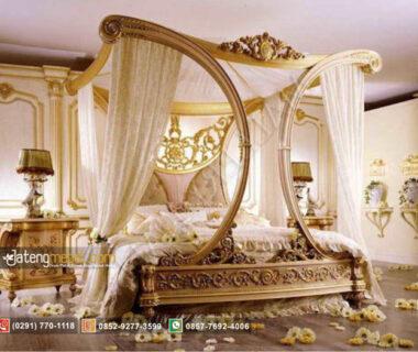 Tempat Tidur Pengantin Mewah Luxury Bedroom