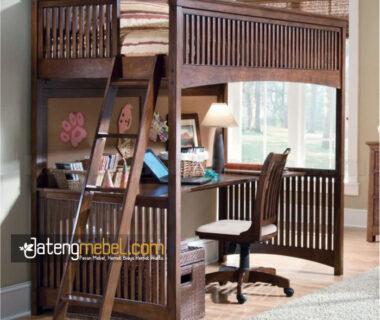 Tempat Tidur Anak Minimalis Tingkat Chivolino