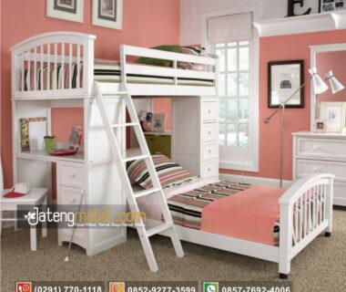 Tempat Tidur Tingkat Minimalis Duco