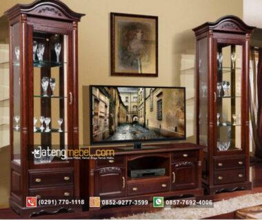 Set Bufet TV Natural Klasik