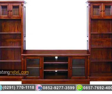 Set Bufet TV Minimalis Harga Ekonomis