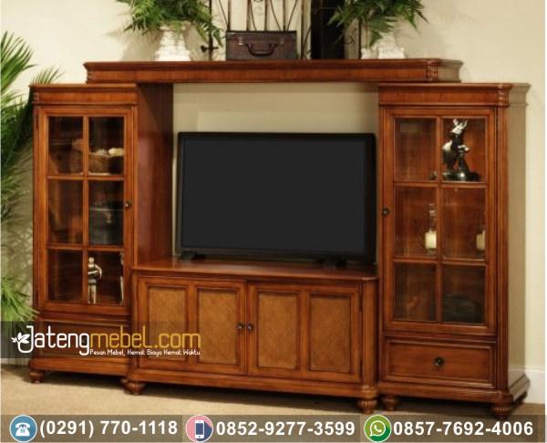 Bufet Tv Minimalis Kaca Duabelas