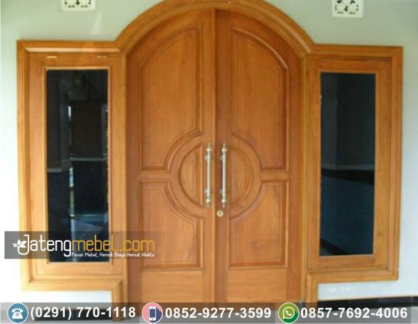 Pintu Rumah Minimalis Welirang