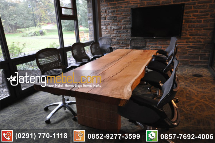 kursi meja trembesi kayu meh solid wood termurah Situbondo