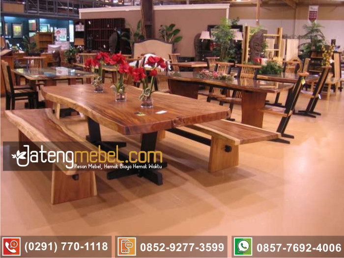 kursi meja trembesi kayu meh solid wood terlengkap Trenggalek
