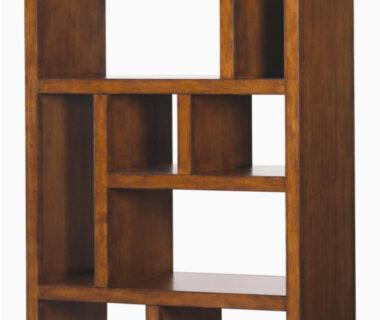 Rak Buku Jati minimalis Berwick