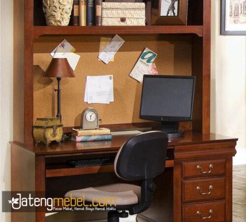 Meja Kantor Minimalis 3 Laci Daisytown