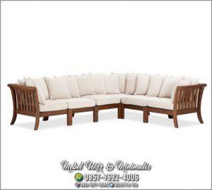 Kursi Tamu Sofa Minimalis Susun Satu Dudukan