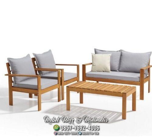 Kursi Tamu Sofa Minimalis Ringan Simpel