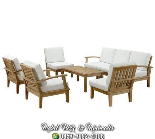 Kursi Tamu Sofa Minimalis Dengan Dan Tanpa Tanganan