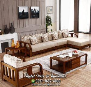 Kursi Tamu Sofa Minimalis Tuan Rumah