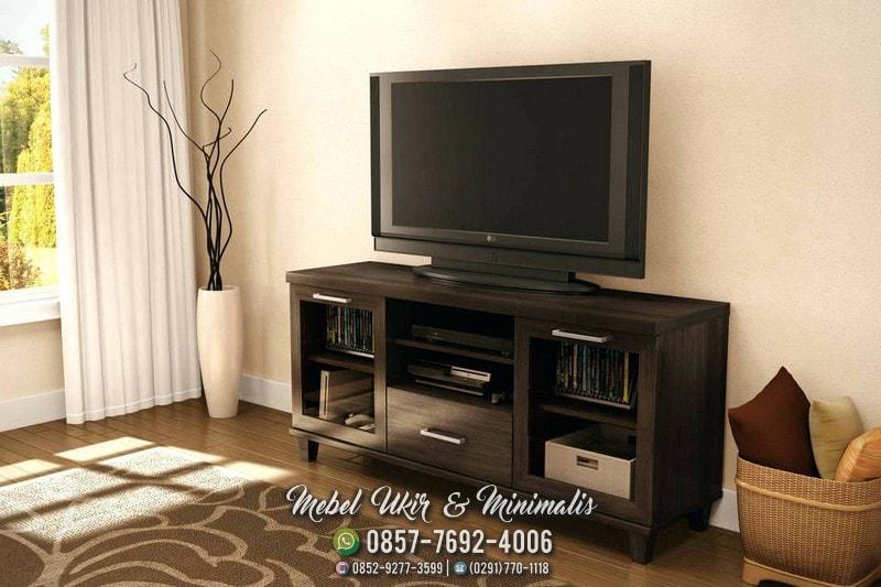 30 Jual Meja Tv Minimalis New Design Harga Ekonomis Jateng Mebel