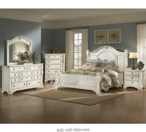 Ukuran Set Tempat Tidur Minimalis Kayu