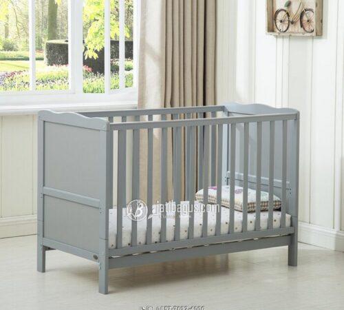 Ukuran Tempat Tidur Bayi Minimalis Kayu